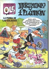 P00018 - Mortadelo y Filemon  - La perra de las galaxias.howtoarsenio.blogspot.com #18