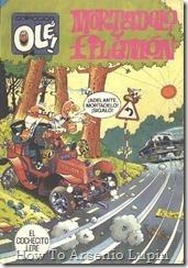 P00021 - Mortadelo y Filemon  - El cochecito lere.howtoarsenio.blogspot.com #21