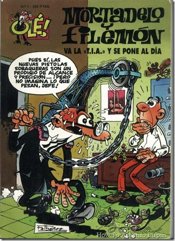2011-02-26 - Mortadelo y Filemón