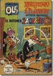 P00024 - Mortadelo y Filemon  - Testigo de cargo.howtoarsenio.blogspot.com #24