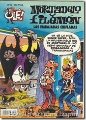 P00032 - Mortadelo y Filemon  - Las embajadas chifladas.howtoarsenio.blogspot.com #32