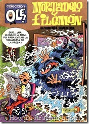 P00054 - Mortadelo y Filemon  - Panico en el zoo.howtoarsenio.blogspot.com #54