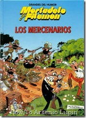 P00056 - Mortadelo y Filemon  - Los mercenarios.howtoarsenio.blogspot.com #56