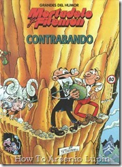 P00058 - Mortadelo y Filemon  - Contrabando.howtoarsenio.blogspot.com #58