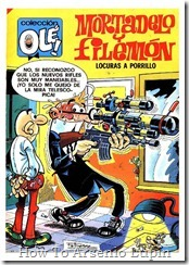 P00097 - Mortadelo y Filemon  - Contra el gang del chicharron.howtoarsenio.blogspot.com #97