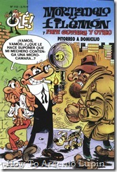 P00115 - Mortadelo y Filemon  - Pitorreo a domicilio.howtoarsenio.blogspot.com #115
