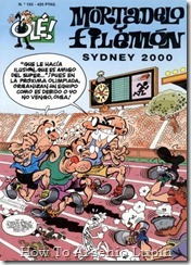 P00153 - Mortadelo y Filemon  - Sidney .howtoarsenio.blogspot.com #153