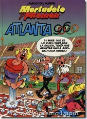 P00132 - Mortadelo y Filemon 132 - Atlanta howtoarsenio.blogspot.com #96