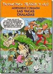 P00143 - Mortadelo y Filemon  - Las vacas chaladas.howtoarsenio.blogspot.com #143