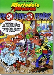 P00172 - Mortadelo y Filemon  - Prohibido fumar.howtoarsenio.blogspot.com #172