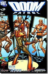 P00014 - Doom Patrol v4 #14