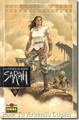 P00009 - La Leyenda de Madre Sarah #9