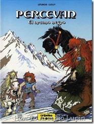 P00009 - Percevan  - El arcano negro.howtoarsenio.blogspot.com #9