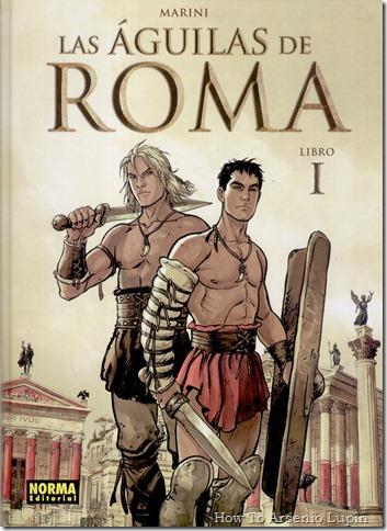 2011-03-15 - Las águilas de Roma - Enrico Marini