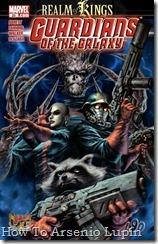 P00020 - 20 - Guardians of the Galaxy howtoarsenio.blogspot.com #20