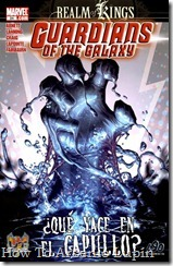 P00024 - 24 - Guardians of the Galaxy howtoarsenio.blogspot.com #24