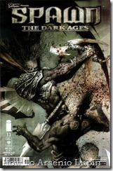 P00025 - Spawn - The Dark Ages #25