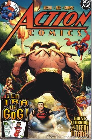 2011-04-02 - Superman - Saga de Gog