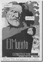 P00013 - El Muerto #13