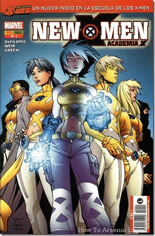 2011-04-16 - New X-Men Academy