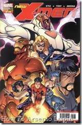 P00023 - New X-Men Academy #23