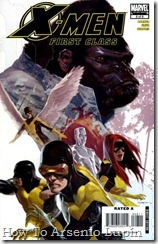 P00008 - X-Men First Class v1 #8