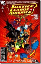 P00003 - JLA #2