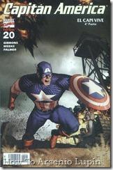P00020 - Capitán América v5 #4