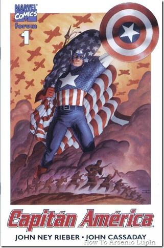 2011-04-26 - Capitán América - Volúmen 5