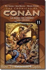P00011 - Las Crónicas de Conan  - La Danza del Cráneo.howtoarsenio.blogspot.com #11