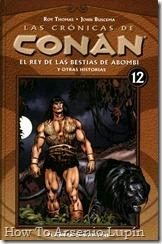 P00012 - Las Crónicas de Conan  - El Rey de las Bestias de Abombi.howtoarsenio.blogspot.com #12