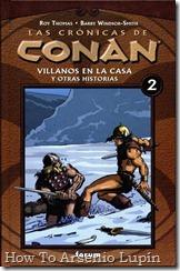 P00002 - Las Crónicas de Conan  - Villanos en la Casa.howtoarsenio.blogspot.com #2