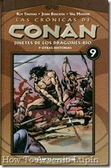 P00009 - Las Crónicas de Conan  - Jinetes de los Dragones-Río.howtoarsenio.blogspot.com #9