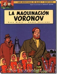 P00014 - Blake y Mortimer #14