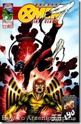 P00003 - Uncanny X-Men First Class #3