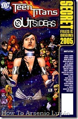 P00259 - Teen Titans - Outsiders - Secret Files & Origins #251