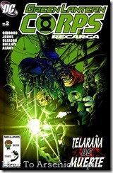 P00319 - 311 - Green Lantern Corps Recharge #2