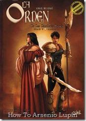 P00009 - La orden de los Caballeros del Dragon #9