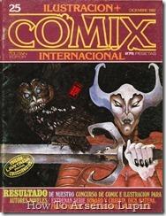 P00025 - Comix Internacional #25
