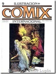 P00009 - Comix Internacional #9