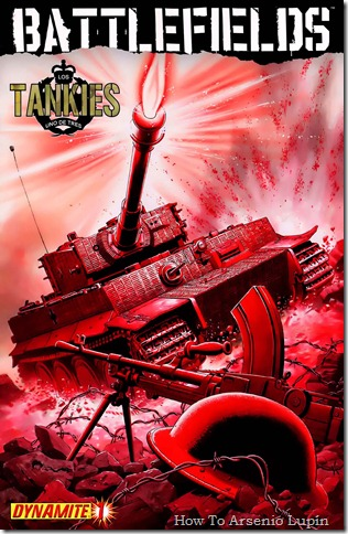 2011-06-10 - Battlefields de Garth Ennis_