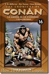 Las Crónicas de Conan 16 - La guerra de la eternidad