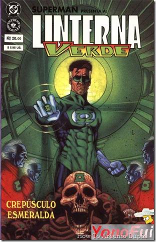 2011-06-14 - Green Lantern - Crepusculo Esmeralda