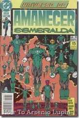 P00003 - Green Lantern - Amanecer esmeralda I #3