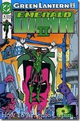 P00007 - Green Lantern - Amanecer esmeralda II #4