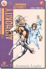 P00009 - The Authority v2 #9