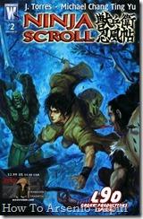 P00002 - Ninja Scroll #2