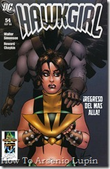 One Year Later - Hawkgirl #54