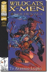 P00005 - Wildcats and X-men #1