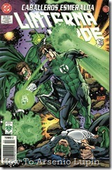 P00005 - Green Lantern - Emerald Knights Tomo howtoarsenio.blogspot.com #2